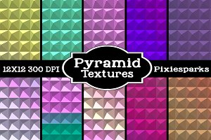 Pyramid Geometric Texture - Vol 2