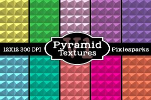 Pyramid Geometric Texture - Vol 1