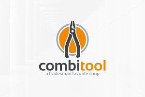 Combi Tool Logo Template