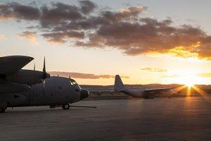 Hercules aircraft III