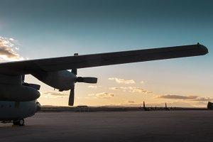 Hercules aircraft II