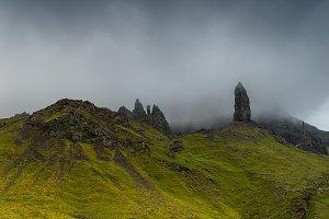 Old Man of Storr, Skye, Scotland
