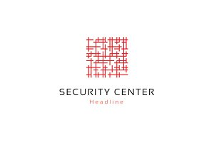 Security center logo.