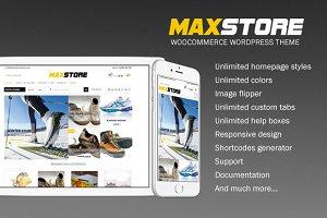 MaxStore PRO - WooCommerce WordPress