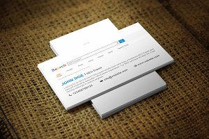 SEOExpertPro Business Card Template