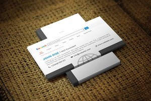 SEOConsultantPro Business Card