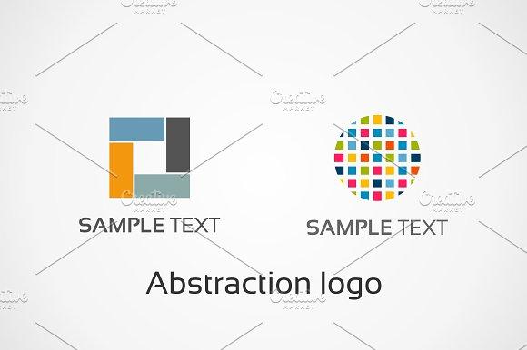 Abstraction logo in Logo Templates