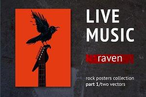 Live music. Raven