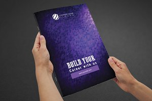 Real Estate Bi Fold Brochure