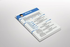 Holna Resume Template