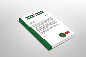 Bangla Letterhead Template