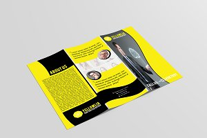 Yellowlia TriFold Corporate Brochure