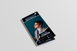 Sociality TriFold Corporate Brochure