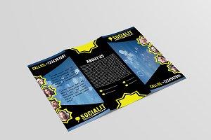 Socialit Social Media Brochure