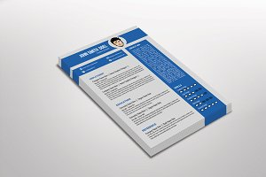 Panga Resume Template