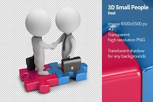 3D Small People - Deal