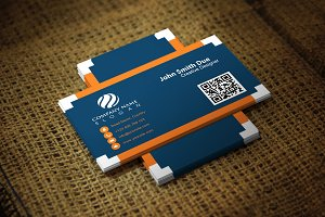 Orando Creative Business Card