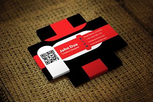 Redmix Creative Business Card