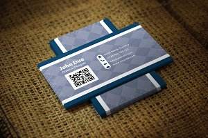 Silvery Creative Business Card