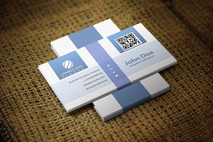 Balancer Corporate Business Card