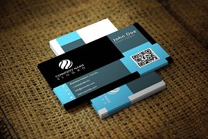 Blackcross Corporate Business Card