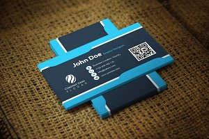 Cantosh Business Card Template