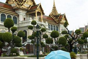 Thailandia-Bangkok-The Grand Palace
