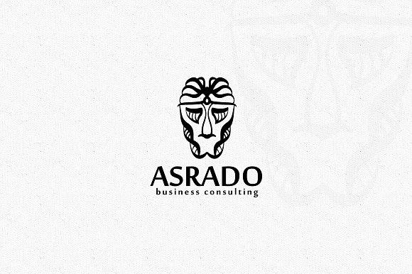 Asrado Logo