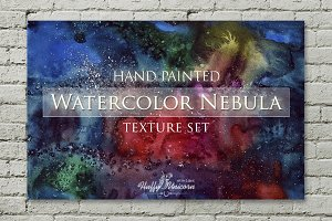 Watercolor Nebula