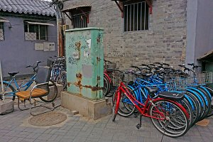 Bike rental business