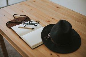 Hipster Journaler