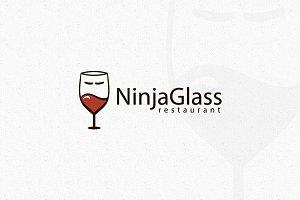 Ninja Glass Logo