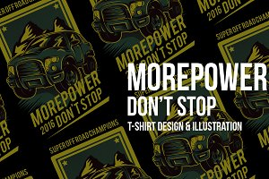 Morepower Illustration
