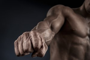 Power hand