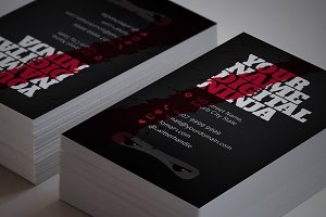 Digital Ninja Business Card