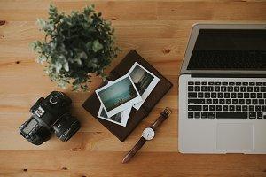 Entrepreneur's Desk V3