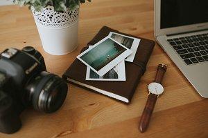 Entrepreneur's Desk V4