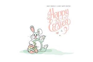 Easter Bunny vintage