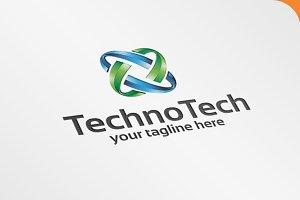 TechnoTech logo