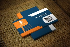 Ulish Creative Business Card