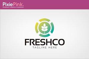 Freshco Logo Template