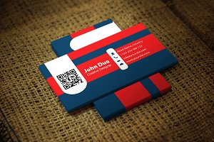 Fingerlook Creative Business Card