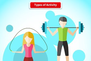 Types of Activity People