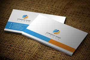 Blutish Corporate Business Card