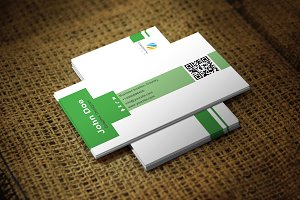 Greencrush Corporate Business Card