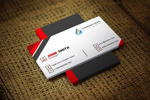 Redba Corporate Business Card