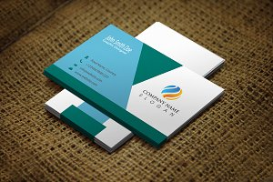Orate Business Card Template