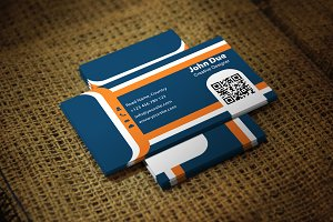 Fingertip Creative Business Card
