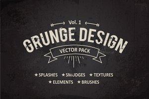 Grunge Design Elements #1