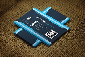 Danga Business Card Template